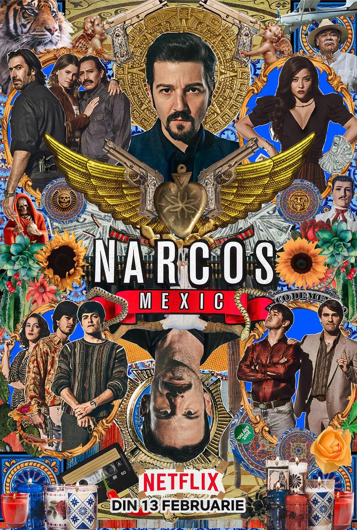 Narcos Mexico 2 Netflix